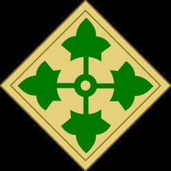 4th_Infantry_Division_CSIB.svg